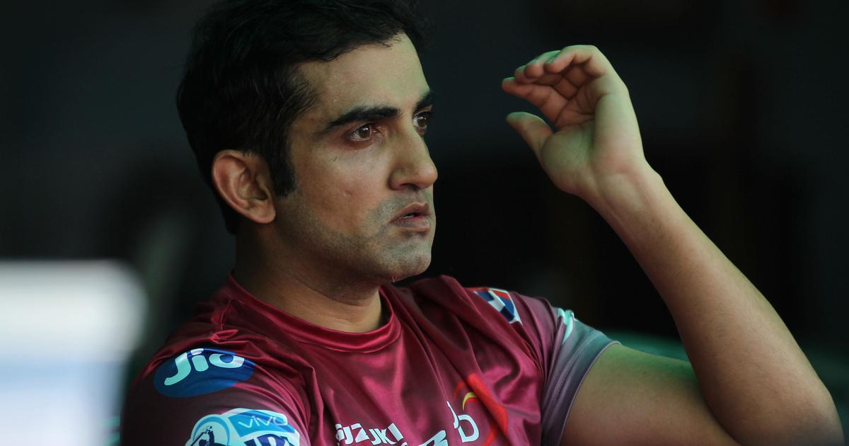 पाकिस्तानी गेंदबाज मोहम्मद इरफान का दावा - गौतम गंभीर का वनडे और टी20 करियर मैंने समाप्त किया
