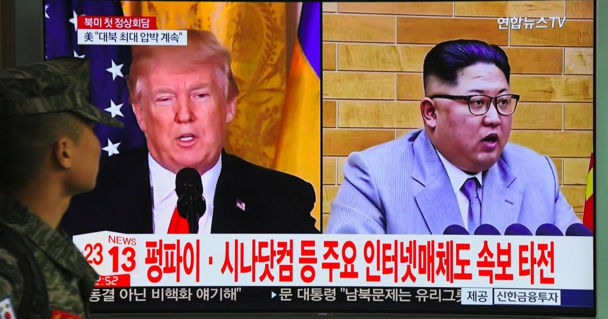 उत्तर कोरिया और अमेरिका के बीच फिर तनाव बढ़ने सहित आज के पांच बड़े समाचार