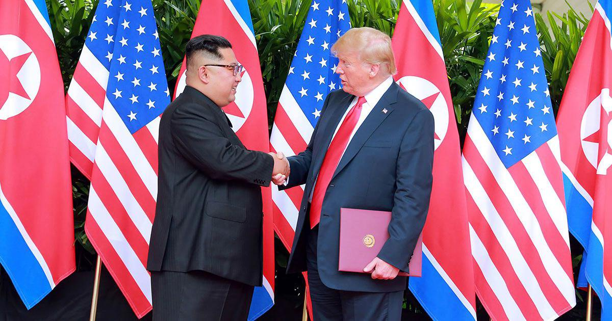 North Korea says nuclear talks with US will 'never resume' till it changes position on disarmament