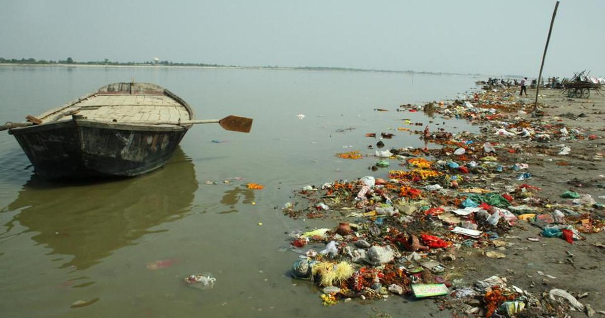 Three states fined Rs 25 lakh each by NGT for continued damage to Ganga