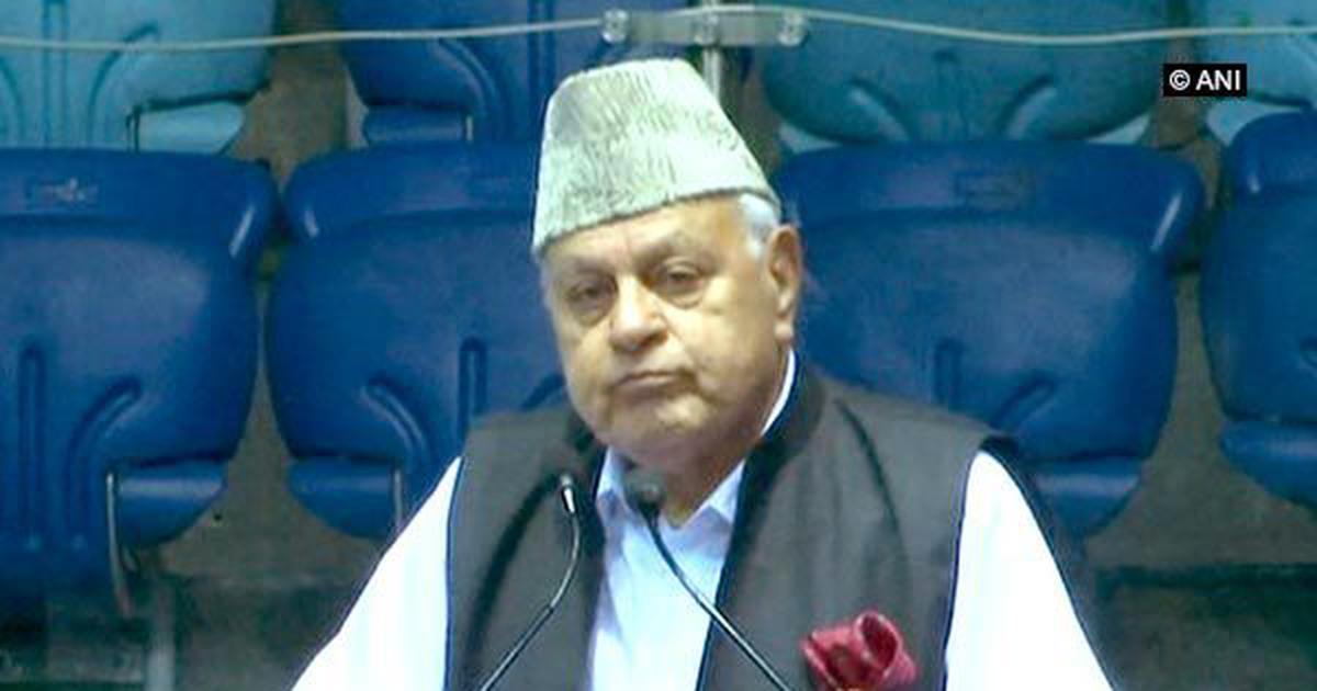 जम्मू-कश्मीर :  फारुक अब्दुल्ला की हिरासत अवधि तीन महीने और बढ़ी