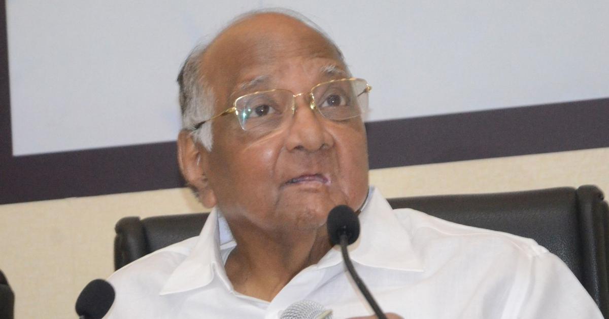 भाजपा और शिव सेना लोक सभा चुनाव में साथ आ सकते हैं :  शरद पवार