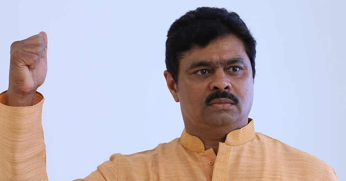 आंध्र प्रदेश : टीडीपी सांसद सीएम रमेश के ठिकानों पर आयकर विभाग के छापे