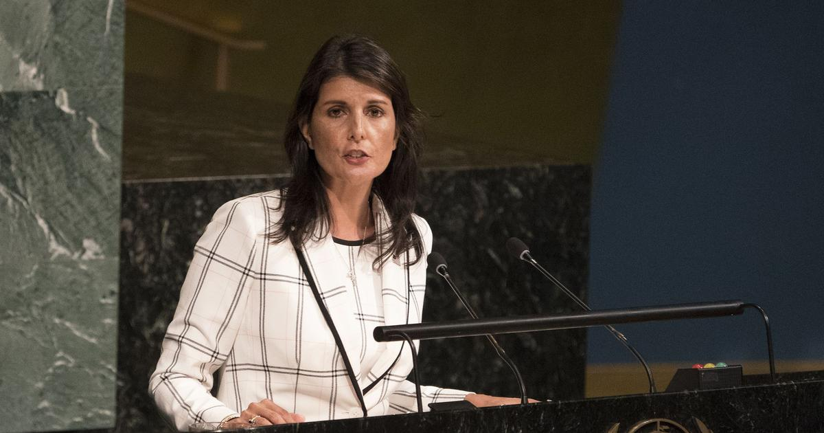 US: Two former Trump aides tried to subvert him to 'save the country', claims Nikki Haley in book