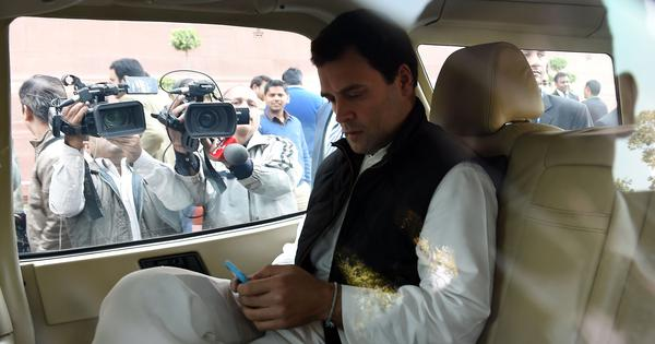 The Daily Fix: Without a Gandhi in charge, will the Congress reinvent itself – or fall apart?