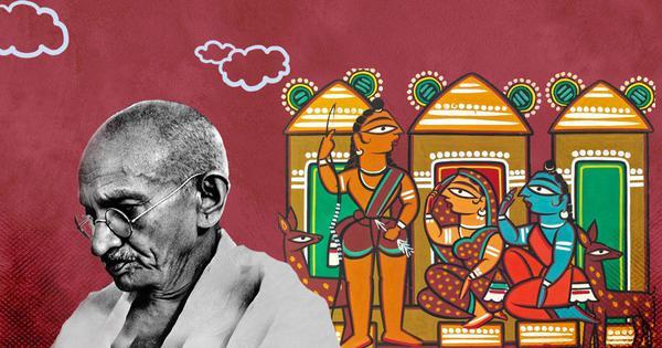 महात्मा गांधी कैसा रामराज्य चाहते थे?