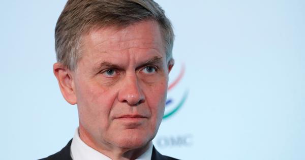 संयुक्त राष्ट्र पर्यावरण कार्यक्रम के प्रमुख एरिक सोलहेम ने इस्तीफा दिया