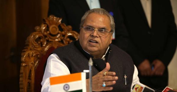 J&K Assembly dissolution: Supreme Court dismisses BJP leader's plea challenging governor's order