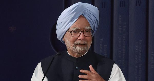 असहिष्णुता और नफरत से उपजे हिंसक अपराध देश की राजनीतिक व्यवस्था के लिए खतरा हैं : मनमोहन सिंह