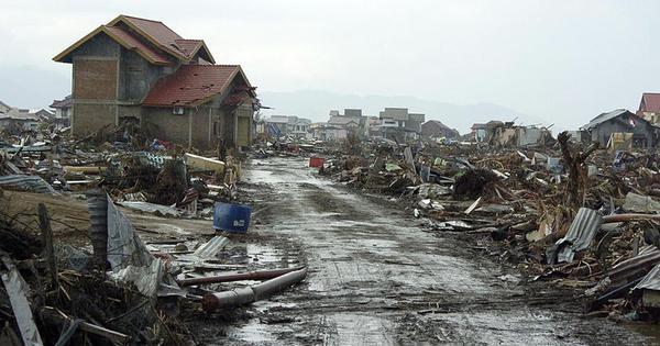 2004 की भीषण सुनामी सहित 26 दिसंबर के नाम और क्या दर्ज है?