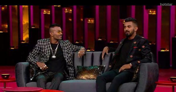 Hotstar takes down controversial Koffee with Karan episode featuring Hardik Pandya and KL Rahul