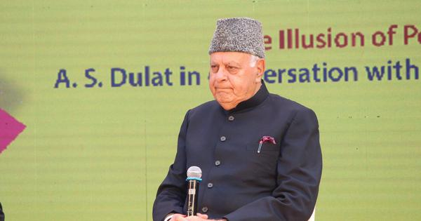Farooq Abdullah was not detained in August: Lok Sabha Speaker defends Amit Shah