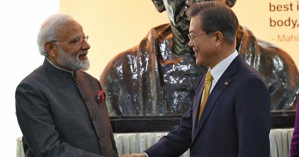 क्यों भारत के साथ मजबूत संबंध दक्षिण कोरिया के लिए ज्यादा जरूरी हो गए हैं