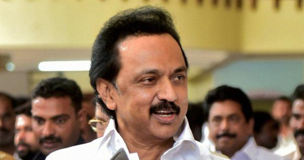 'Does Modi support corruption?': MK Stalin criticises PM for sharing stage with TN chief minister
