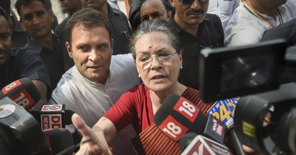 कांग्रेस की अंतरिम अध्यक्ष बनीं सोनिया गांधी के सामने अब पांच सबसे बड़ी चुनौतियां क्या हैं?