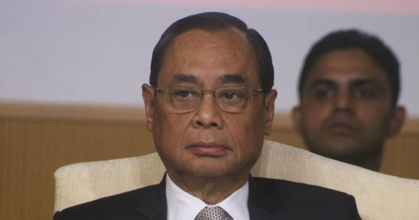 'If you go to court, you don't get a verdict,' says former CJI Ranjan Gogoi