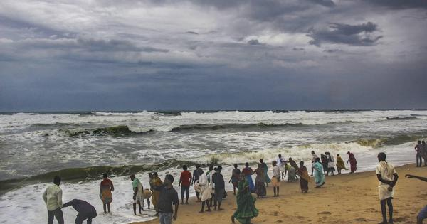 Cyclone Gulab developing over Bay of Bengal, yellow alert issued in parts of Andhra Pradesh, Odisha