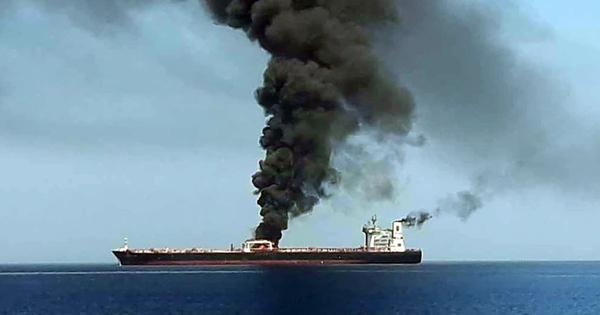 US-Iran showdown over oil tanker attacks in the Persian Gulf could spiral into a war