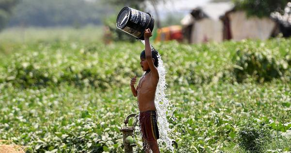 Delhi records hottest day in May in 18 years at 46 degrees Celsius