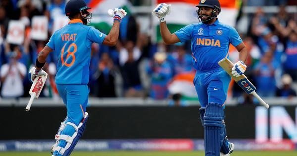 क्रिकेट विश्व कप : भारत ने पाकिस्तान को 89 रन से हराया