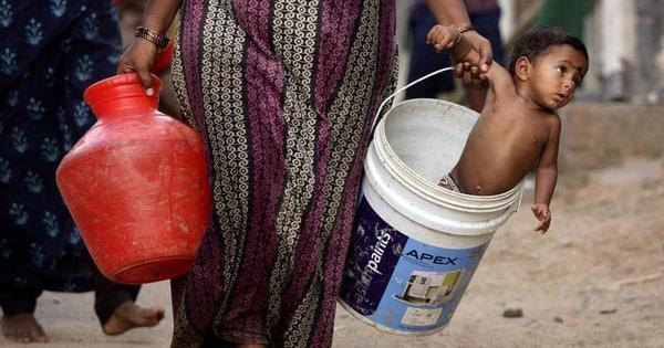 In charts: Water is more expensive for the poor than the rich – a new report calculates by how much