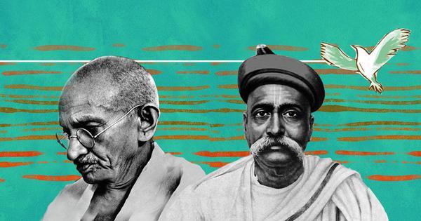 मतभेदों के बीच भी प्रेम कैसे निभता है, यह गांधी और तिलक ने दिखाया