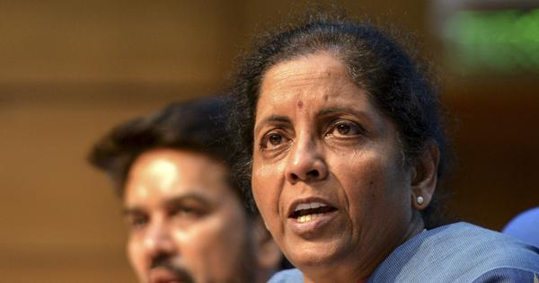 Nirmala Sitharaman's steps to boost the economy are 'cosmetic, piecemeal', says Congress