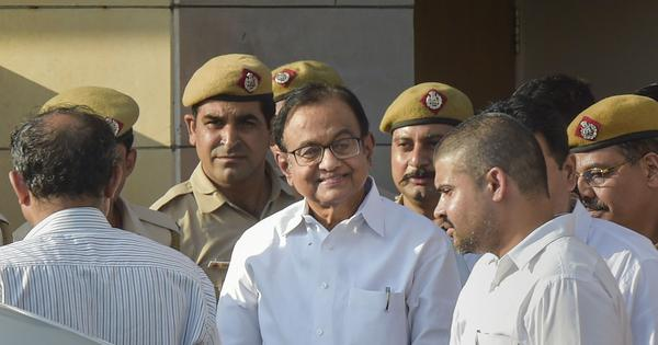 INX Media: Supreme Court grants bail to P Chidambaram in case filed by CBI