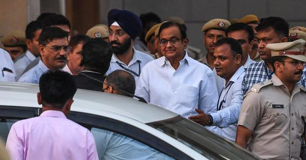 INX Media case: Delhi court sends P Chidambaram to judicial custody till September 19