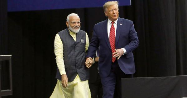 India-US relationship has grown from strength to strength, Narendra Modi tells Donald Trump