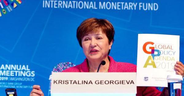 IMF chief refutes allegations of role in altering Ease of Doing Business report to favour China