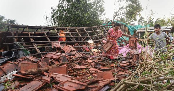 'बुलबुल' से पश्चिम बंगाल में भारी तबाही होने सहित आज के बड़े समाचार