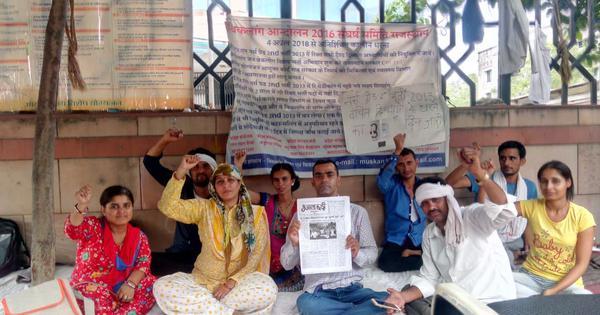 राजस्थान में हुई नर्सों की एक भर्ती पिछले छह सालों से इन दिव्यांगों के साथ छल क्यों कर रही है?