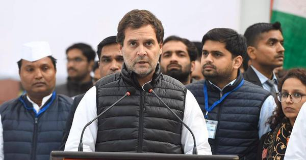 99.9% of Congress members want Rahul Gandhi as party president, says Randeep Surjewala