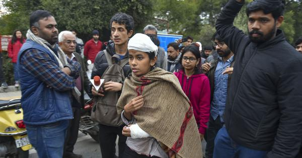 JNU violence: Students' union leader Aishe Ghosh, 8 others identified as attackers by Delhi Police