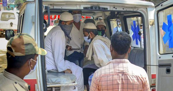 गाजियाबाद : आइसोलेशन में रखे गए तब्लीगी जमात के लोगों पर नर्सों से छेड़छाड़ करने का आरोप
