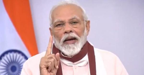 130 करोड़ भारतीयों का वर्तमान और भविष्य कोई आपदा या विपत्ति तय नहीं कर सकती : नरेंद्र मोदी