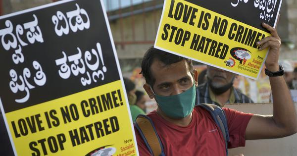 Anti-interfaith love laws: SC allows Jamiat Ulama-i-Hind to respond to pleas challenging validity