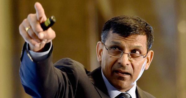 भारतीय अर्थव्यवस्था आखिरकार चीन को पीछे छोड़ देगी : रघुराम राजन