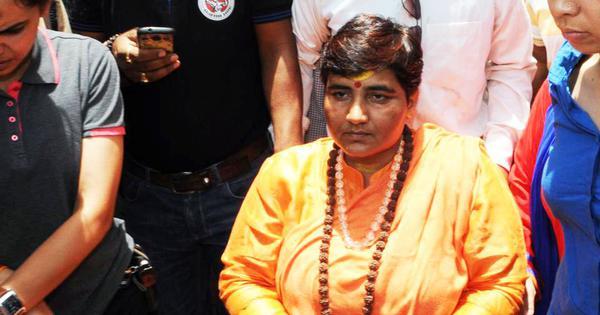 Election watch: Pragya Thakur gets EC notice for bragging about role in Babri Masjid demolition
