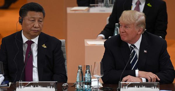 Donald Trump imposes retaliatory tariff on Chinese imports, US stocks take a dive