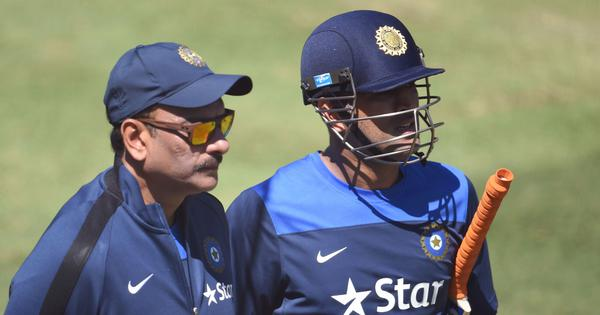 Book excerpt: My jaw hit the floor, no one moved – Ravi Shastri on MS Dhoni's Test retirement