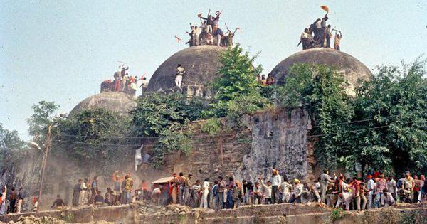 राम जन्मभूमि-बाबरी मस्जिद विवाद : 1528 से आज तक