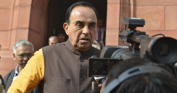 Caught on TV: PM Modi has no contribution towards Ram temple, says Subramanian Swamy