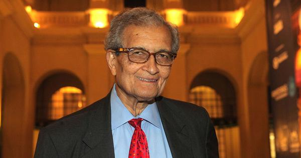 Amartya Sen: 'World is facing pandemic of authoritarianism'
