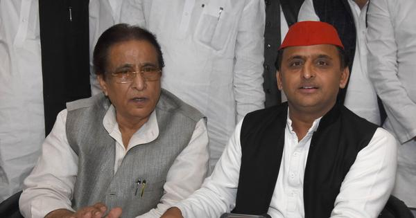 Cases against Azam Khan will be dropped if Samajwadi Party comes back to power, says Akhilesh Yadav