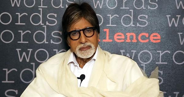 Actor Amitabh Bachchan to receive Dadasaheb Phalke Award