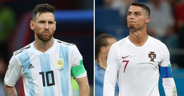 Lionel Messi has made me a better player and vice-versa: Cristiano Ronaldo