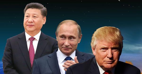 दुनिया की सुरक्षा तीन बाहुबलियों की बंधक कैसे बनती जा रही है?