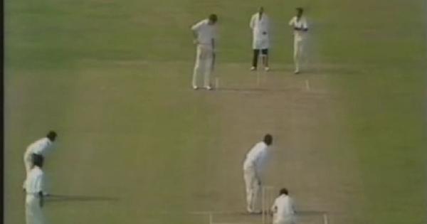 यह वीडियो बताता है कि चंद्रशेखर कैसे भारतीय क्रिकेट टीम की एक ऐतिहासिक जीत के नायक बने थे
